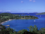 Caneel Bay  St John  USVI
