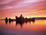 Sunrise Over Mono Lake  CA