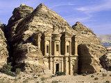"""The """"Monastery"""" Petra  Jordan"""