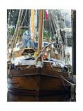 Victorian Sailboat