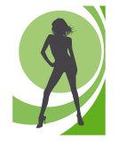 Retrogirl Green