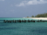 An Old Pier on Grand Turk Island