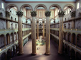 National Building Museum Interior