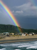 A Rainbow over Pacific City