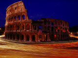 Night View of the Colosseum