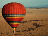 Balloon Safari over Masai Mara National Park