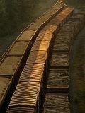 Three Trains Run on Parallel Tracks