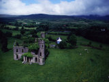 A Castle Near the Town of Kilgarvin