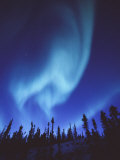 The Aurora Borealis Creates Fantastic Patterns Across the Northern Sky