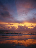 A Multi-Hued Sunset over Marco Island  Florida