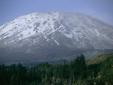 Mount Saint Helens Viewed from the South Side of the Mountain
