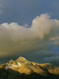Clouds Above Mount Wilson  Near Telludride  Colorado