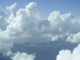 Clouds Float Over Belize