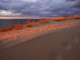 Scenic View of Sleeping Bear Dunes National Lakeshore
