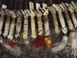 Kung Fu Sword Handles and Tassels Used at the Ta Gou Academy