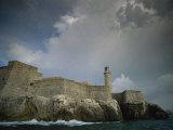 Castillo De Los Tres Reyes Del Morro Fortress  Havana  Cuba
