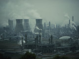Oil Refinery in Scotland