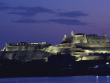 The 17th-Century Fortress of San Felipe De Barajas  Located in the Heart of the City
