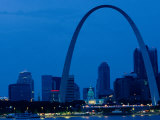 The Gateway Arch National Historic Site in St Louis