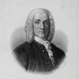 Portrait of Domenico Scarlatti  Italian Composer