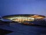 Pan American Air Lines Terminal at NY International Airport