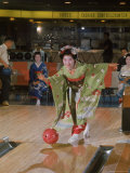 Apprentice Geisha Bowling