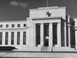 Exterior of Federal Reserve Building