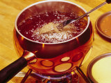 Beef Bourguignon is Used For Fondue