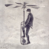Aerial Velocipede