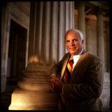 Senator John McCain at US Capitol