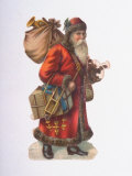 Figure of Father Christmas
