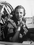 Nancy Nesbit  Pilot Trainee in Women's Flying Training Detachment