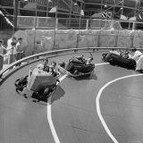 Midget Racing Cars at New York World's Fair