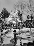 Ice Skating Ballet at New York World's Fair