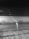 Double Twister Dive by Ohio State University Diver Miller Anderson  NCAA Swimmer of the Year