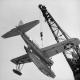 US Navy Seaplane Tender