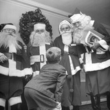 Santa Claus Convention and Training Course at Waldorf Astoria