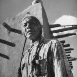 Pueblo Indian Antonio Domingo Simbola
