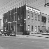 The Paducah Sun Democrat Building  Owned by Edwin J Paxton and Son Edwin  Jr