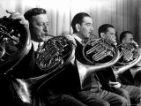 French Horn Players in the New York Philharmonic