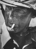 "Lt Col Martin ""Stormy"" Sexton 3rd Marine Division  During Training Exercises at Okinawa Base"