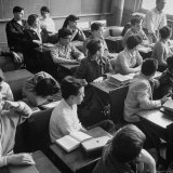View of a Remedial Class at John Hay High School