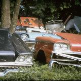 Automobile Junkyard