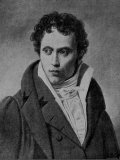 Portrait of Arthur Schopenhauer  German Philosopher