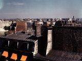 Rooftops of City