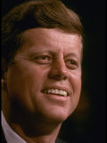 President Candidate John F Kennedy Attending the Democratic National Convention