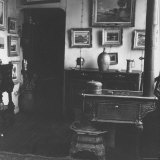 Interior of Studio Once Used by Artist Amedeo Modigliani