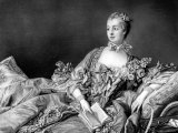 Portrait of Marquise de Pompadour  Mistress to King Louis XV