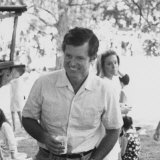 Senator Edward M Kennedy
