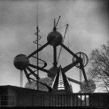 Atomium  Symbol of Brussels World's Fair